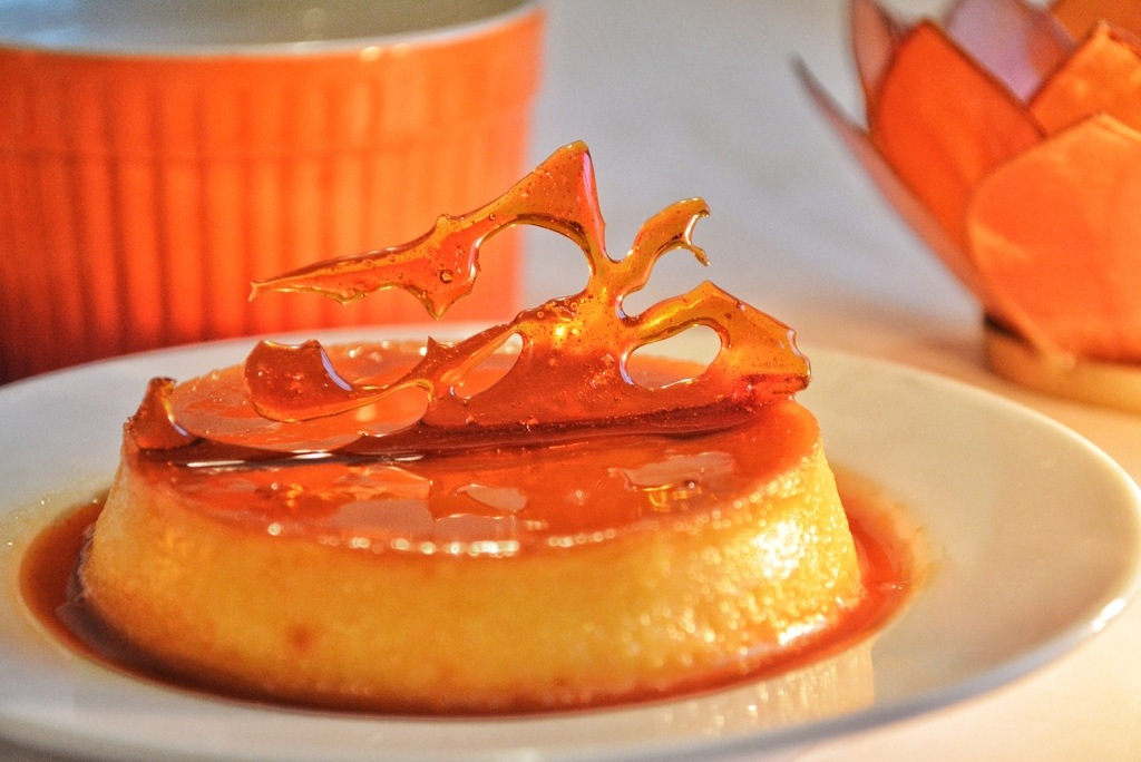 Classic Creme Caramel Recipe — Dishmaps