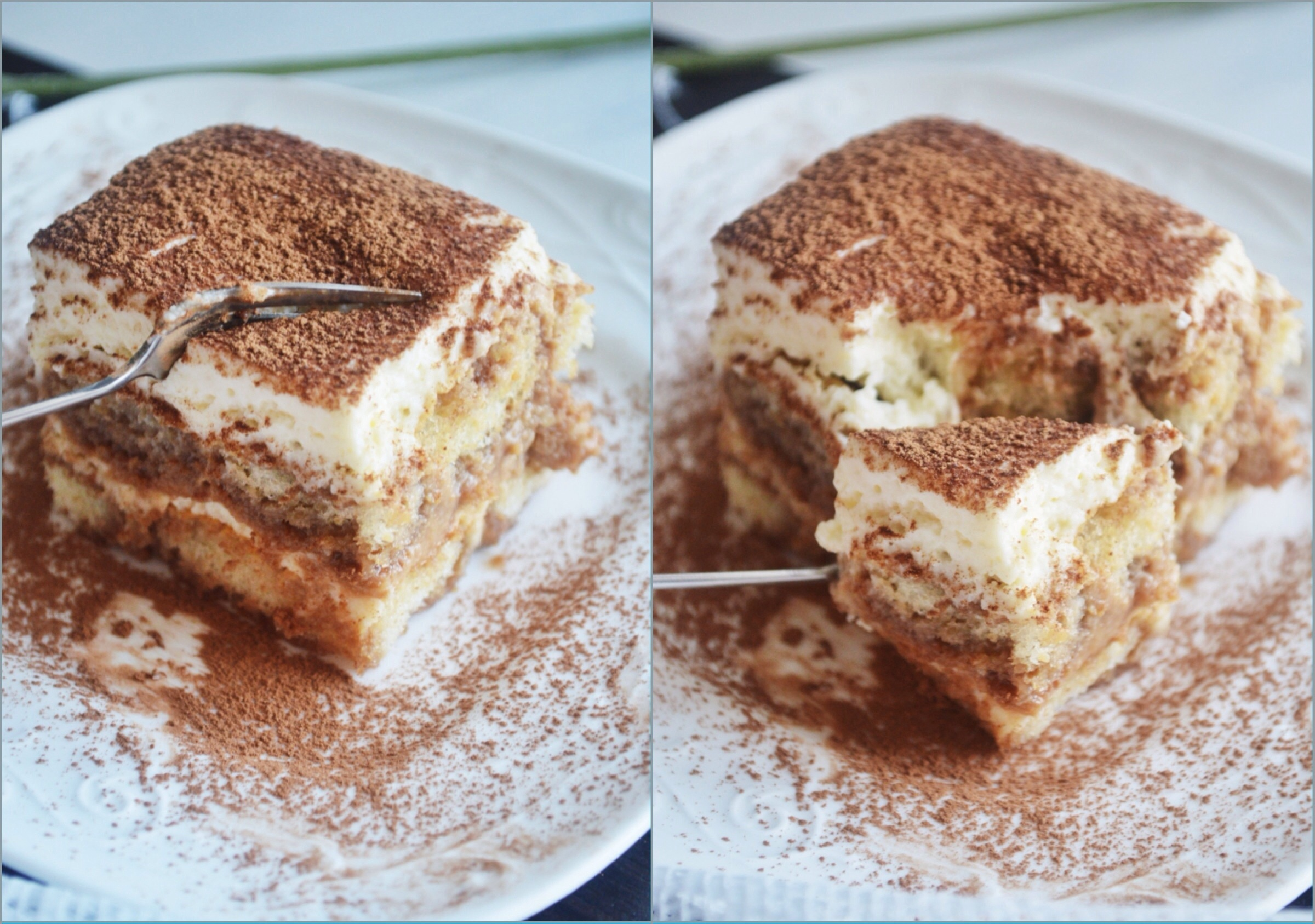 Chocolate Tiramisu | Savory and Sweet Food